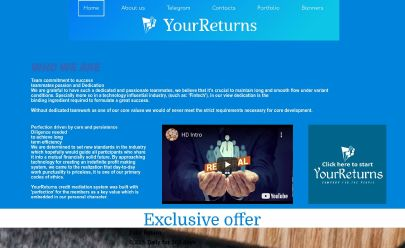Yourreturns
