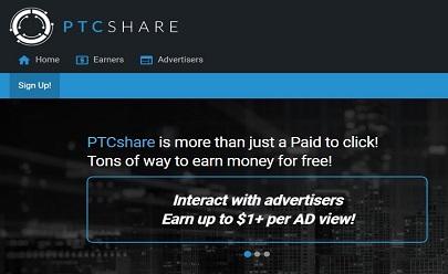Ptcshare reviews, ptcshare com paying or scam